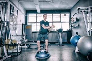 Personal trainer Rotterdam FTPT Danny