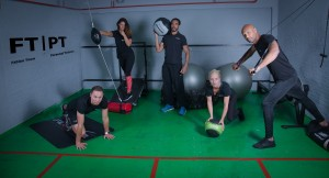 FTPT Personal trainer Rotterdam Fabian Touw Team 1