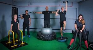 FTPT Personal trainer Rotterdam Fabian Touw Team 2 Smile