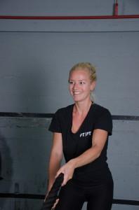 FTPT Personal trainer Rotterdam Tess2